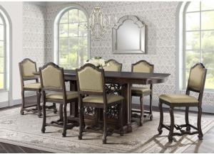 Image for CHESLEY COUNTER HEIGHT 7PC DINING ROOM SET