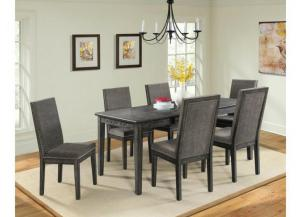 Image for South Paw Table and 6 Chairs