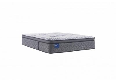 Image for Sealy Crown Jewel Inspirational Accuracy Plush Euro Pillow Top King Mattress