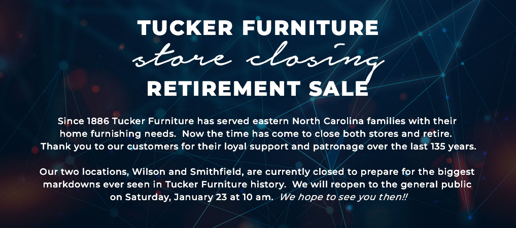 Store Closing Retirement Sale
