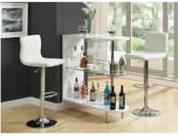Image for White Bar Table
