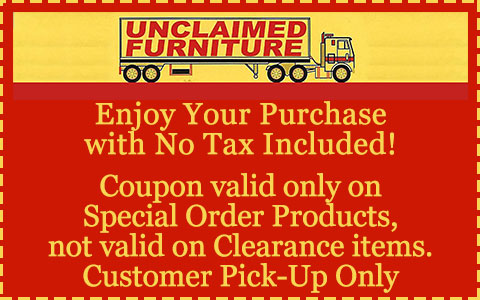 No Sales Tax Coupon