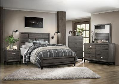 Image for 	GRAY DRESSER