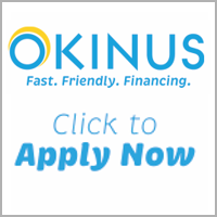 Okinus - Fast Friendly Financing - Click to Apply Now
