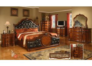 Image for Coronado Queen Upholstered Bed