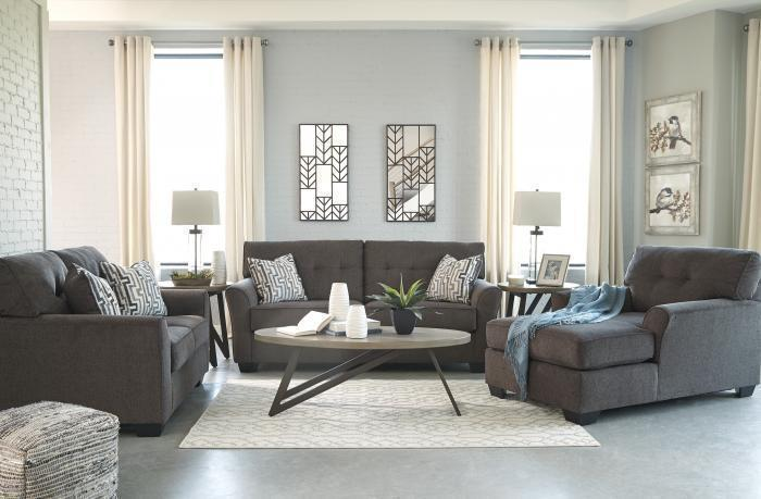 Alsen Sofa, Loveseat & Table Set,Tax Return Sales Event 2021