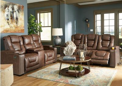 Image for Owner's Reclining Sofa and Loveseat + Bonus Buy Recliner