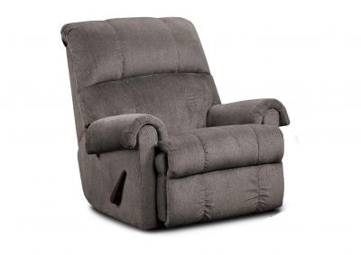 Image for Rocker Recliner - Grey