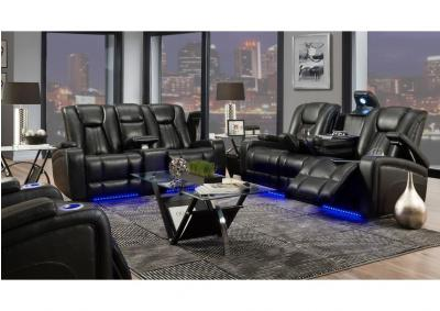Power Reclining Sofa & Loveseat