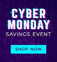Cyber Monday Savings Event